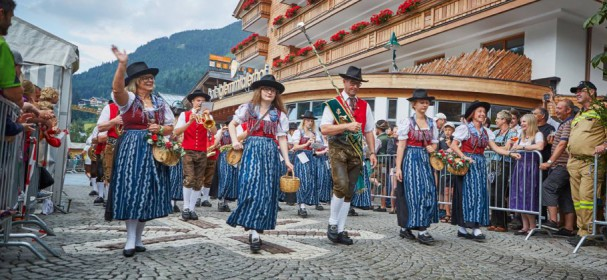 Events im Sommerurlaub in Saalbach