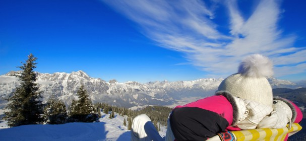 Skiurlaub Saalbach