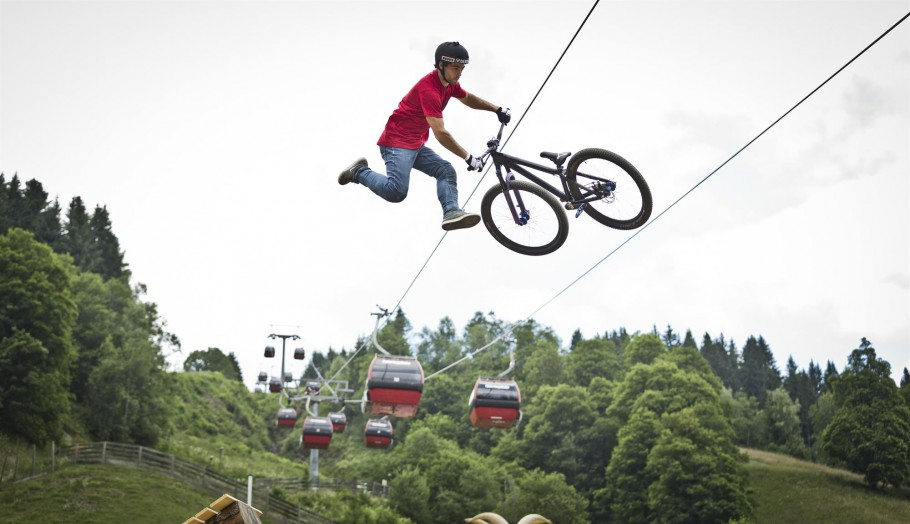 Events im Sommerurlaub in Saalbach