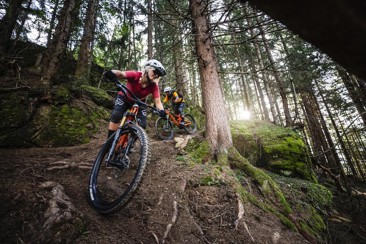 Saalfelden Leogang-Forsthof Trail-c-Klemens Kînig 5760x3840 2
